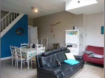 Appartager BE - Maison lumineuse avec jardin à Mont-sur-Marchienne, Montigny-le-Tilleul - 210 € pm