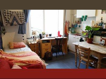 Appartager BE - Chambre à louer pour étudiants, 380 euros, près de l'ULB et VUB, Etterbeek - 380 € pm