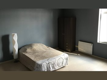 Appartager BE - Location chambre étudiant (Kot) Charleroi (Montignies-sur-Sambre), Charleroi - 400 € pm