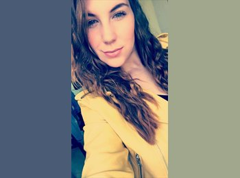Appartager BE - Michelle - 19 - Charleroi