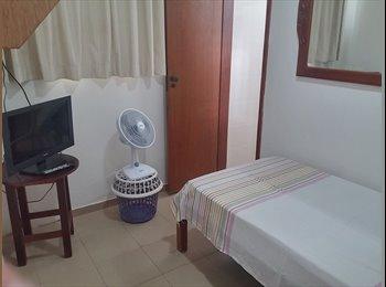 EasyQuarto BR - Suíte individual mobiliada, Brasília - R$ 910 Por mês