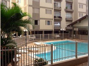 EasyQuarto BR - Ótima opção de moradia, quarto amplo para moças, Campo Grande - R$ 750 Por mês