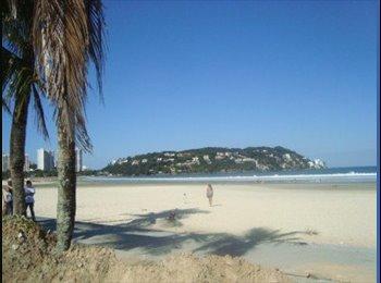 EasyQuarto BR - praia da enseada limda, Guarujá - R$ 1.100 Por mês