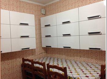 EasyQuarto BR - Aluguel de quartos ( a partir de R$ 500) para estudantes e profissionais na região ., Santo André - R$ 500 Por mês