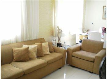 EasyQuarto BR - Quarto:Bom gosto e boa localização!, Santos - R$ 950 Por mês