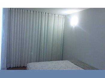 EasyQuarto BR - Quarto semimobiliado na Asa Norte, Brasília - R$ 1.500 Por mês