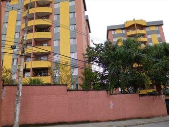 EasyQuarto BR - Quarto individual +  Vaga de garagem = 1000,00, São Paulo - R$ 1.000 Por mês