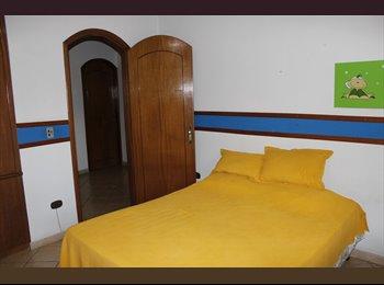 EasyQuarto BR - Quarto aconchegante , Campo Grande - R$ 600 Por mês