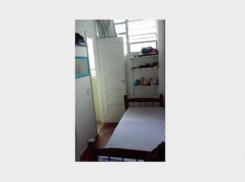 EasyQuarto BR - Suíte de empregada com entrada independente, Ipanema - R$ 1.000 Por mês