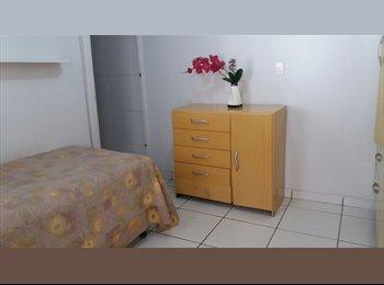 EasyQuarto BR - Quarto mobilhado para moças!!!, Goiânia - R$ 600 Por mês