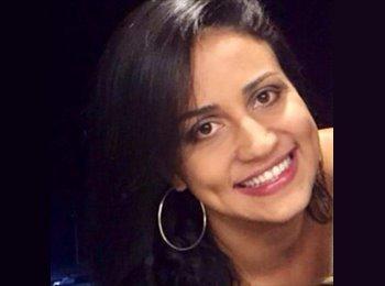 EasyQuarto BR - Jacqueline Marques - 31 - Cuiabá