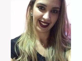 EasyQuarto BR - Ana Rúbya - 23 - Sorocaba