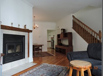 EasyRoommate CA - share house Golden Triangle near canal and Elgin St., Ottawa - $850 pcm
