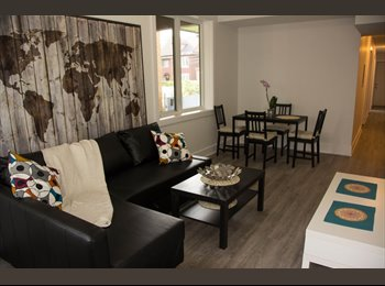 EasyRoommate CA - BRAND NEW Centretown 4 bedroom! Close to everything!, Ottawa - $750 pcm