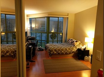 EasyRoommate CA - MASTER Bedroom - AMAZING Place in the Heart of Downtown, Vancouver - $1,500 pcm