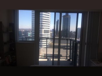 EasyRoommate CA - Subletter Needed - Bay and Dundas, Toronto - $1,100 pcm