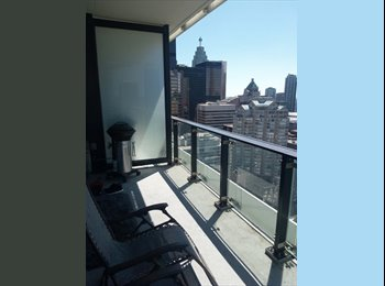 EasyRoommate CA - Room for rent on King St West from July 1, Toronto - $1,250 pcm