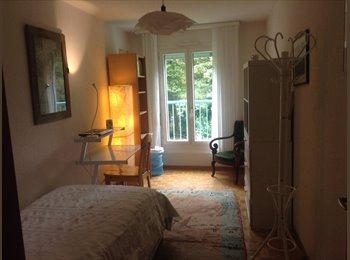 EasyWG CH - JOLIE CHAMBRE CENTRE , Genève - 800 CHF / Mois