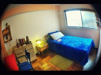 CompartoDepto CL - Habitaciones en arriendo en Depa de Calle Victoria. Plan de Valparaíso, Valparaíso - CH$ 150.000 por mes