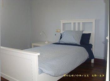 EasyPiso ES -  Habitación muy cerca de Deusto Business School San Sebastián - Universidad de Deusto, San Sebastián - 450 € por mes