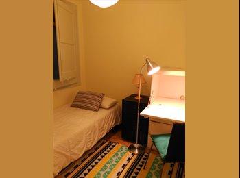 EasyPiso ES - alquilo Habitación grande  a estudiantes, Barcelona - 350 € por mes
