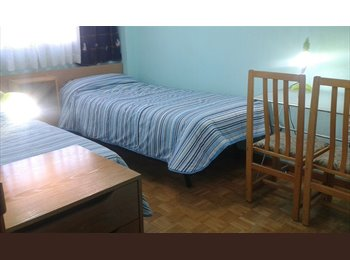 EasyPiso ES - Dos camas Casa estudiantes Universidad, Barrio de Bego - 220 € por mes