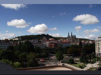EasyPiso ES - Habitacion en el centro, Burgos - 260 € por mes