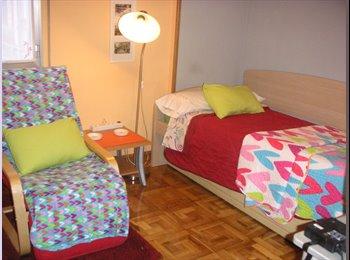 EasyPiso ES - habitaciones en piso compartido, Logroño - 275 € por mes