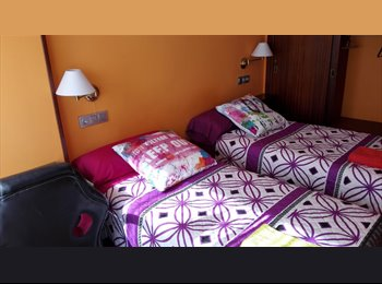 EasyPiso ES - Habitaciones por dias, semanas o meses., San Sebastián - 350 € por mes