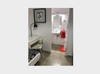 EasyPiso ES - Habitacion  independiente  y baño completo privado.Servicio de limpieza incluido., Las Palmas de Gran Canaria - 280 € por mes
