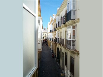 EasyPiso ES - Se alquila piso habitacion centro Cadiz, Cádiz - 475 € por mes