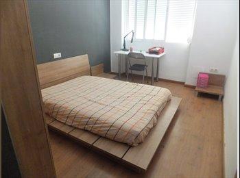 EasyPiso ES - alquiler 3 habitaciones estudiantes valencia, Valencia - 280 € por mes