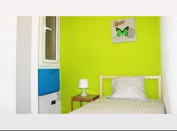 EasyPiso ES - Habitacion en GRAN VIA DE LES CORTS CATALANES!!, Eixample - 350 € por mes