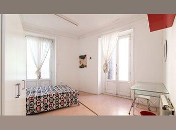 EasyPiso ES - CITY CENTER LATINA B ROOM 5, Centro Ciudad - 460 € por mes
