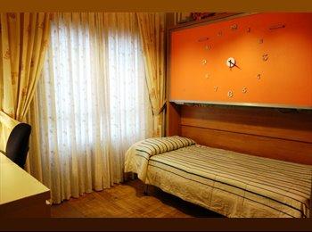 EasyPiso ES - 103 Habitación luminosa en Arguelles, Chamberí - 470 € por mes