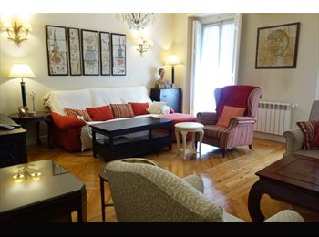 EasyPiso ES - Habitaciones Barrio Salmanca - Zona Castellana, Salamanca - 650 € por mes