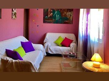 EasyPiso ES -  PROXIMO CURSO ATICO CON 3 HABITACIONES  LIBRES  El atico con terraz, Salamanca - 260 € por mes
