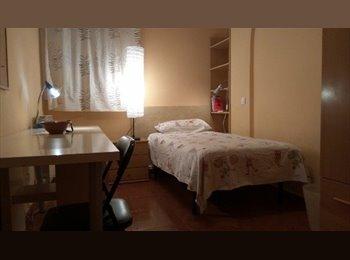 EasyPiso ES -  Centrico y Soleado Apartamento. Ideal Estudiantes Master, Zaragoza - 235 € por mes