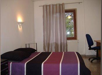 Appartager FR - chambre meublée à ZOUFFTGEN village frontière lux, Volmerange-les-Mines - 480 € /Mois