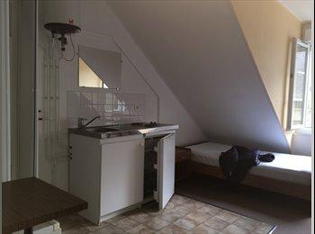 Appartager FR - Quimper plein centre ville, studette meublée, Quimper - 305 € /Mois