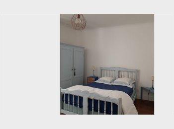 Appartager FR - Propose chambre spacieuse dans grand duplex.  Côte des Basques., Biarritz - 450 € /Mois