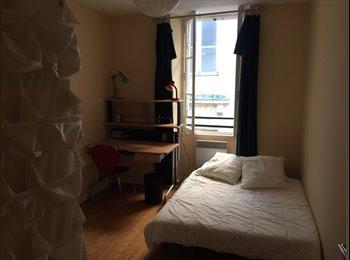 Appartager FR - Chambre meublée dans duplex plein centre ville, Bordeaux - 480 € /Mois