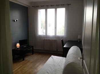 Appartager FR - Chambre meublée Villeurbanne, Villeurbanne - 380 € /Mois