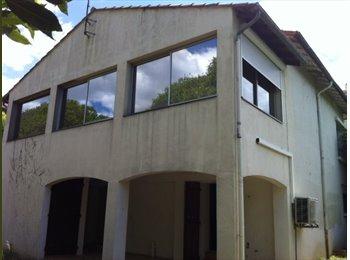Appartager FR - partager une maison avec jardin en centre ville, Nîmes - 360 € /Mois