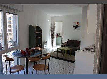 Appartager FR - T3  MEUBLE CENTRE VILLE D AIX EN PROVENCE, Aix-en-Provence - 520 € /Mois