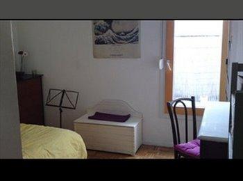 Appartager FR - CHAMBRE DANS DUPLEIX 120m2 , 19ème Arrondissement - 430 € /Mois