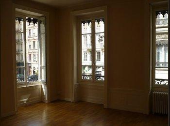 Appartager FR - chambre dispo dans colocation à 2 debut juin, Lyon - 404 € /Mois