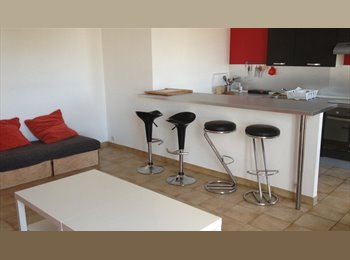 Appartager FR -  1 chambre dans grand appartement   proche UTC BF, Venette - 445 € /Mois