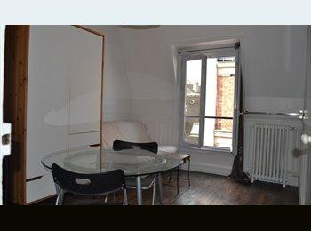 Appartager FR - Quartier Mouffetard. Chambre dans beau 2 pièces, 5ème Arrondissement - 675 € /Mois