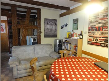 Appartager FR - chambre meublée, Strasbourg - 410 € /Mois